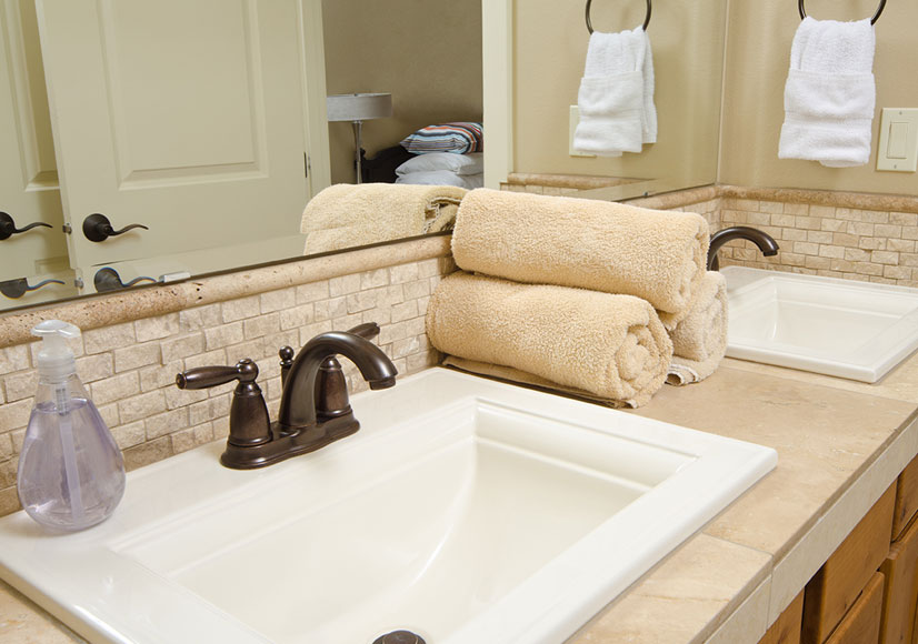 These Tips Will Help You Finally Get Your Bathroom Organized